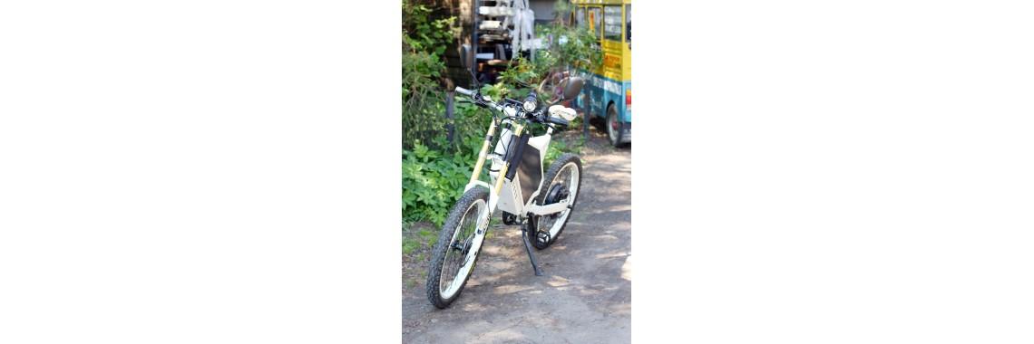 электро велосипеды BOMBER