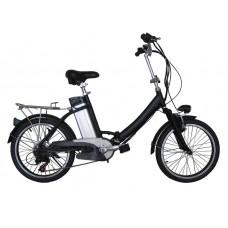 электро-велосипед с элеткроприводом и аккумулятором